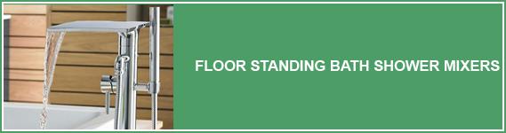 Floor Standing Bath Shower Mixers