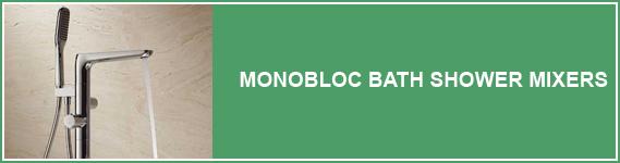 Monobloc Bath Shower Mixers