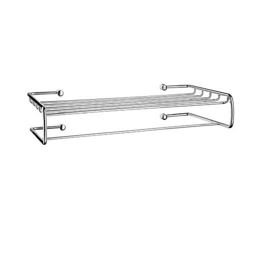 Sideline Towel Shelf with Towel Rail