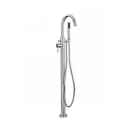 Design Floor Monobloc Bath Shower Mixer