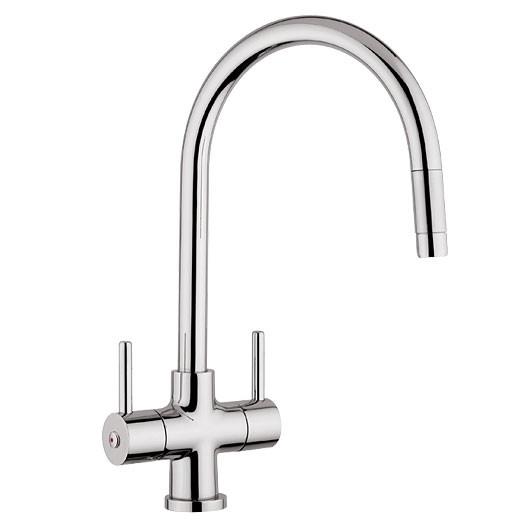 White Kitchen Mixer Tap buy emporia mixer tap with pull out chrome - empcp | emporia