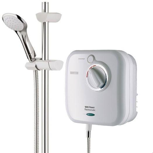 NT1000 XT Power Shower White