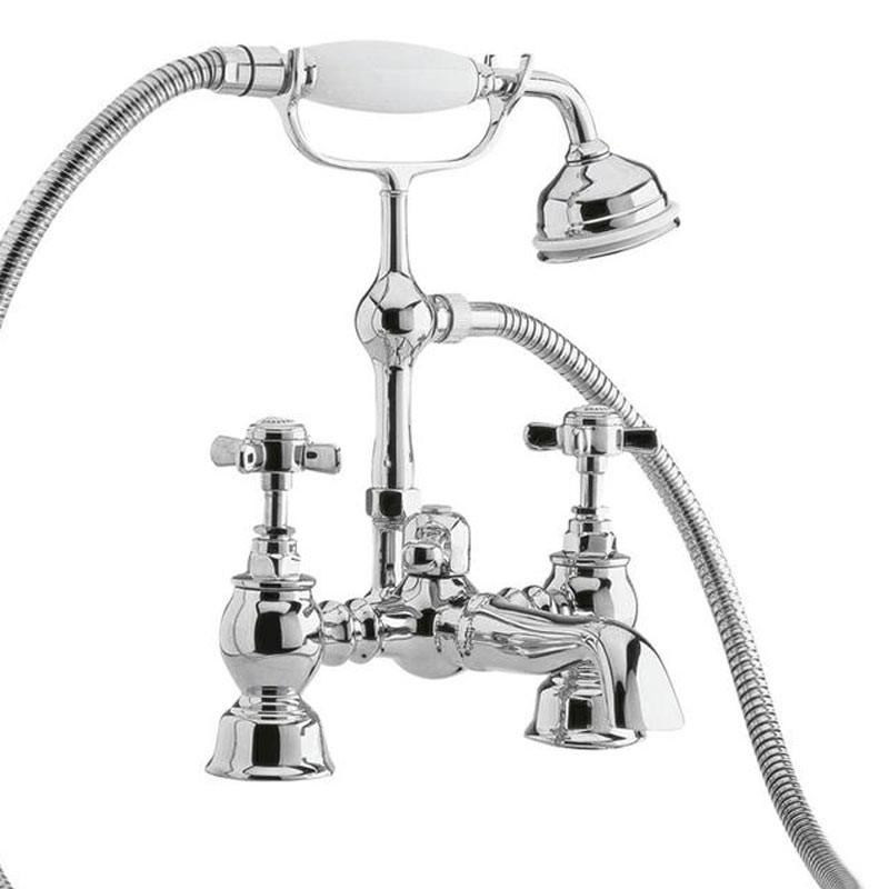 Beaumont Luxury Deck Bath Shower Mixer