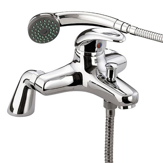 Java Pillar Bath Shower Mixer