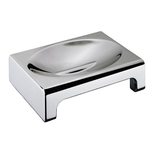 Nakar Free Standing Metal Soap Dish