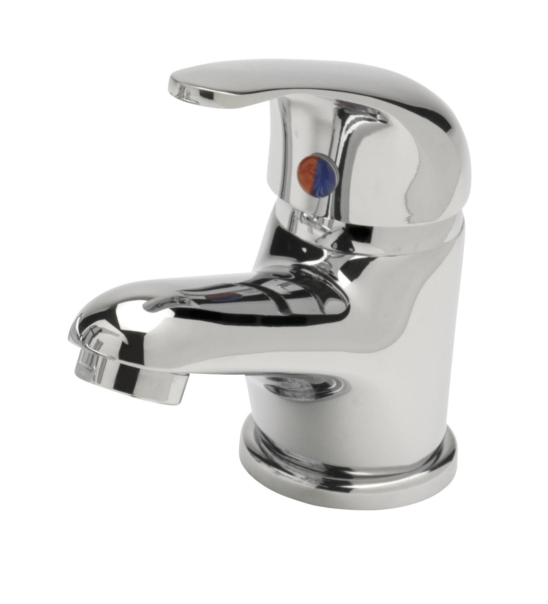 PL3 Monobloc Basin Mixer