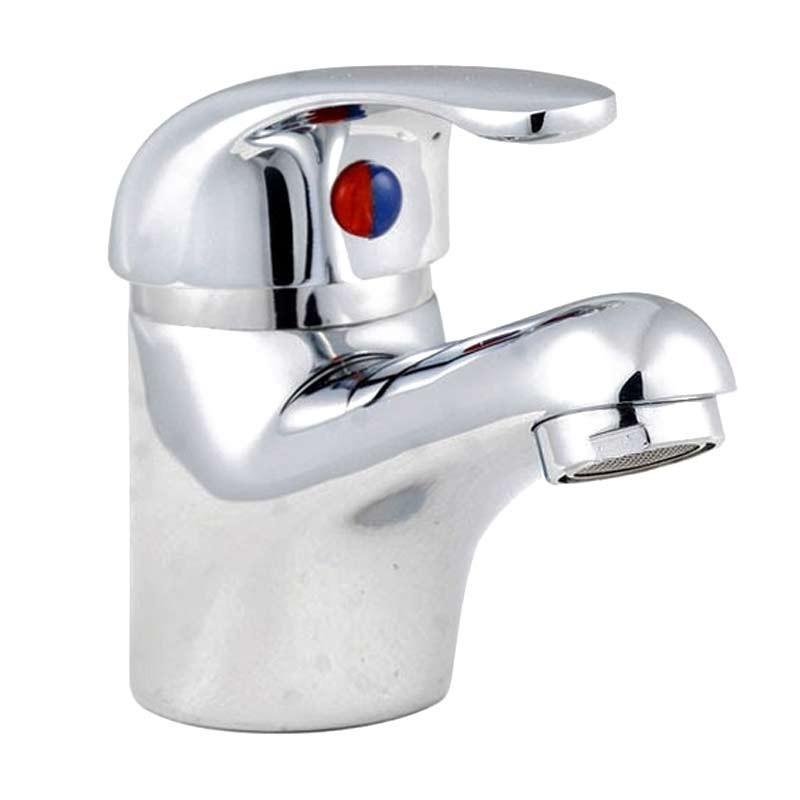 PL3 Mono Basin Mixer No Waste