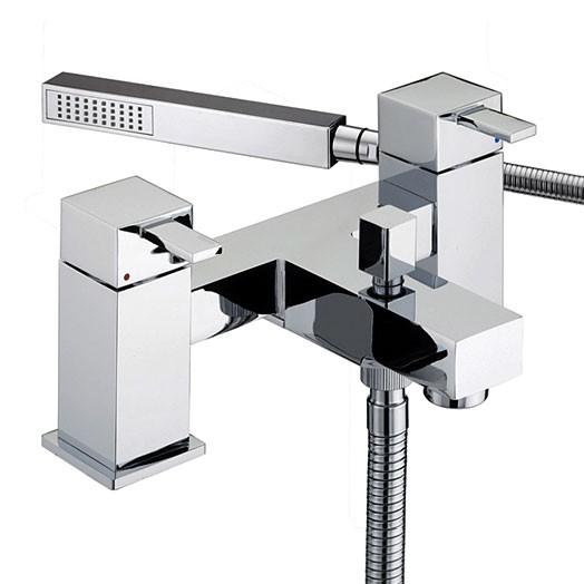 Quadrato Bath Shower Mixer
