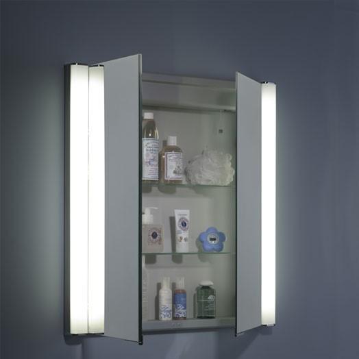 roper rhodes transition aluminium bathroom cabinet