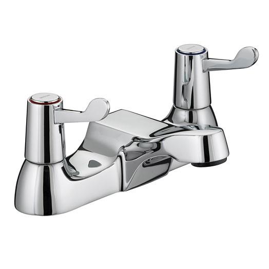 Bristan Lever Bath Filler
