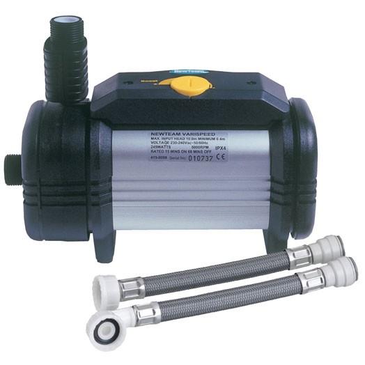 Varispeed Si Single Shower Pump