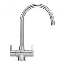 Franke Athena Monobloc Sink Mixer Chrome