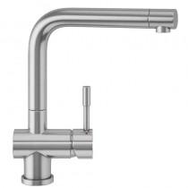 Franke Atlas Monobloc Sink Mixer Stainless Steel