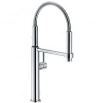 Franke Pescara 360 Degree Sink Mixer Chrome