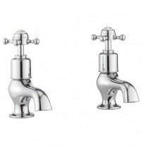 Crosswater Belgravia Crosshead Bath Taps