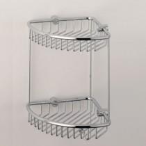 Sigma Double Corner Basket