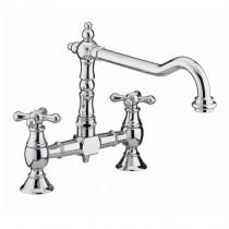 Colonial Bridge Sink Mixer