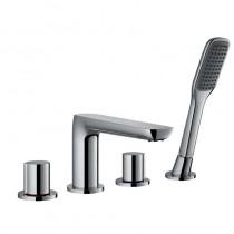Allore 4 Hole Bath Shower Mixer