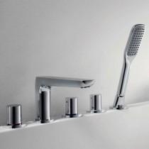 Allore 5 Hole Bath Shower Mixer