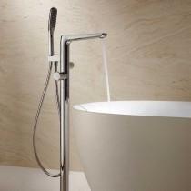 Allore Floor Thermostatic Bath Shower Mixer