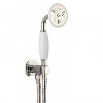 Crosswater Belgravia Shower Handset Kit Nickel