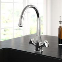 Bristan Caramel Easyfit Single Lever Sink Mixer