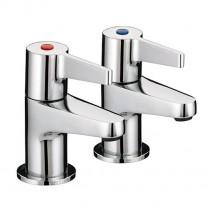 Design Utility Lever Bath Taps