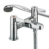 Design Utility Lever Bath Shower Mixer