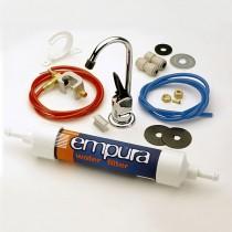 Empura 6 Water Filter Chrome Plated