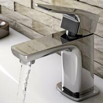 Flite Small Basin Mixer