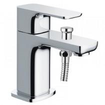 Flite Single Lever Mono Bath Shower Mixer