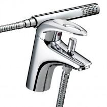 Java One Hole Bath Shower Mixer