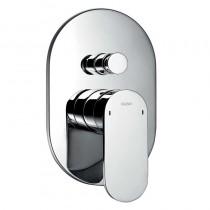 Smart Manual Shower with Diverter