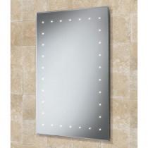 Solar LED Bathroom Mirror
