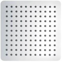 Slimline Square 250mm Shower Head