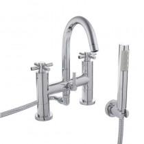 Tec Crosshead Bath Shower Mixer