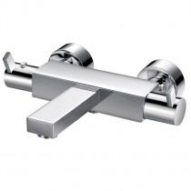 STR8 Thermostatic Wall Bath Shower Mixer