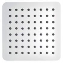TS Slimline Square Shower Head 200mm