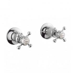 Belgravia Crosshead Wall Mounted Side valves