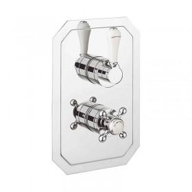 Belgravia Lever Thermostatic Shower Valve