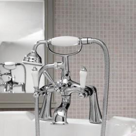 Bloomsbury Bath Shower Mixer