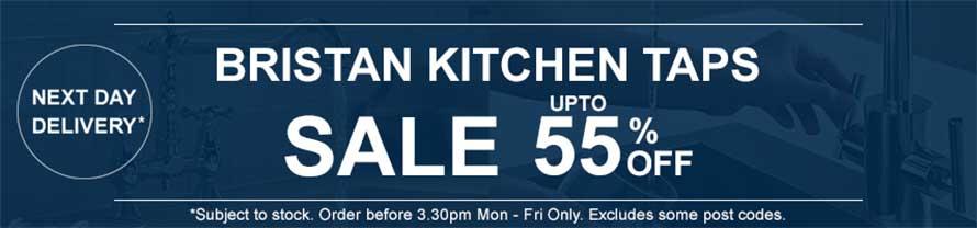 Bristan Kitchen Taps Sale